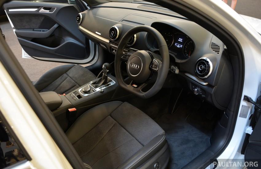 Audi A3 Sedan – on show at 1 Utama until August 10 Image #262040