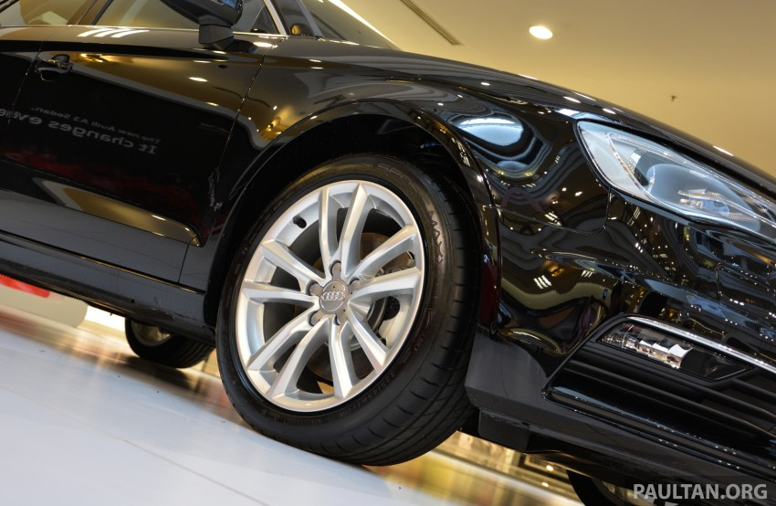 Audi A3 Sedan – on show at 1 Utama until August 10 Image #262039