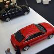 Audi A3 Sedan 1U display 9
