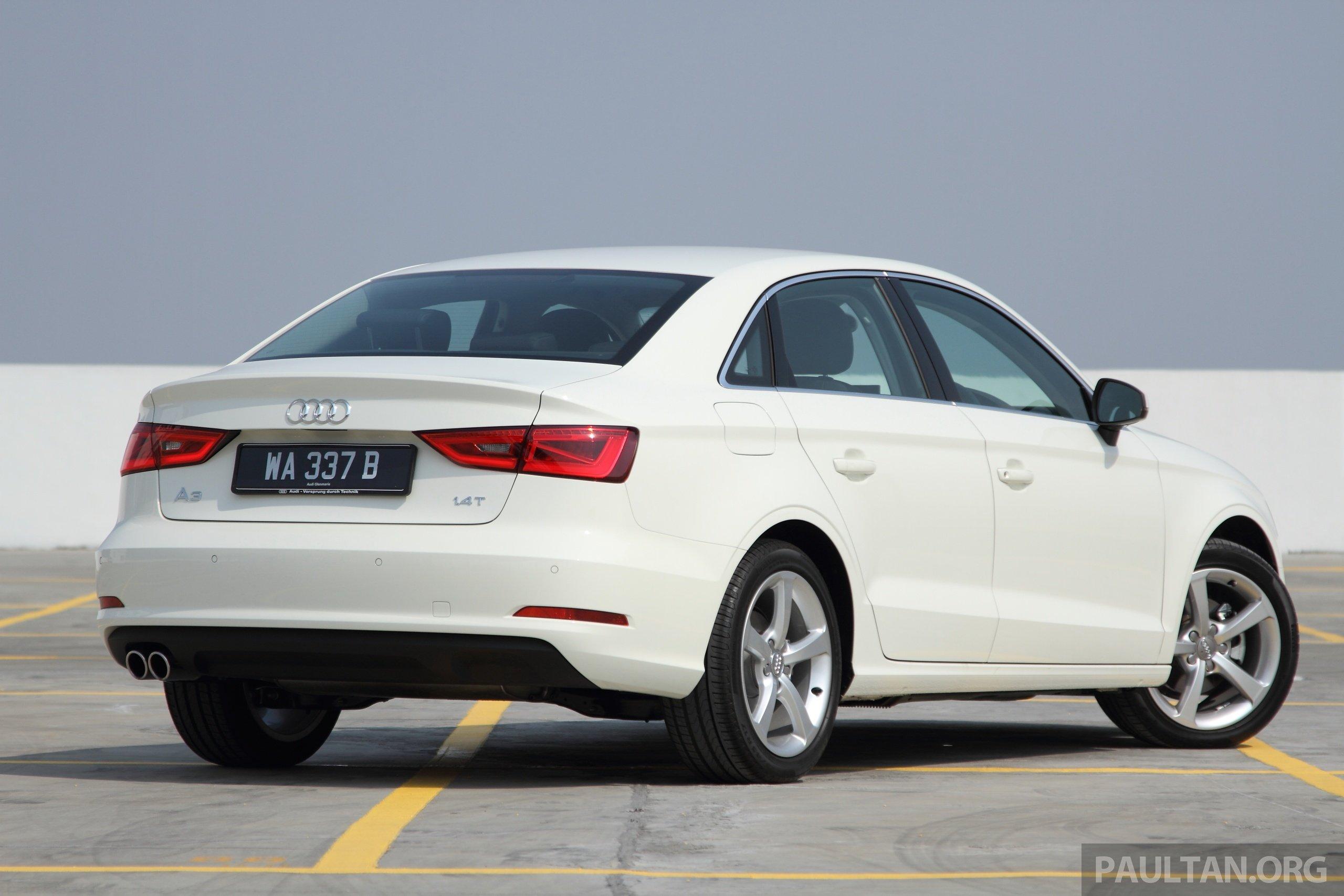 Audi A3 Sedan Now On Sale 2 Variants From Rm180k Image