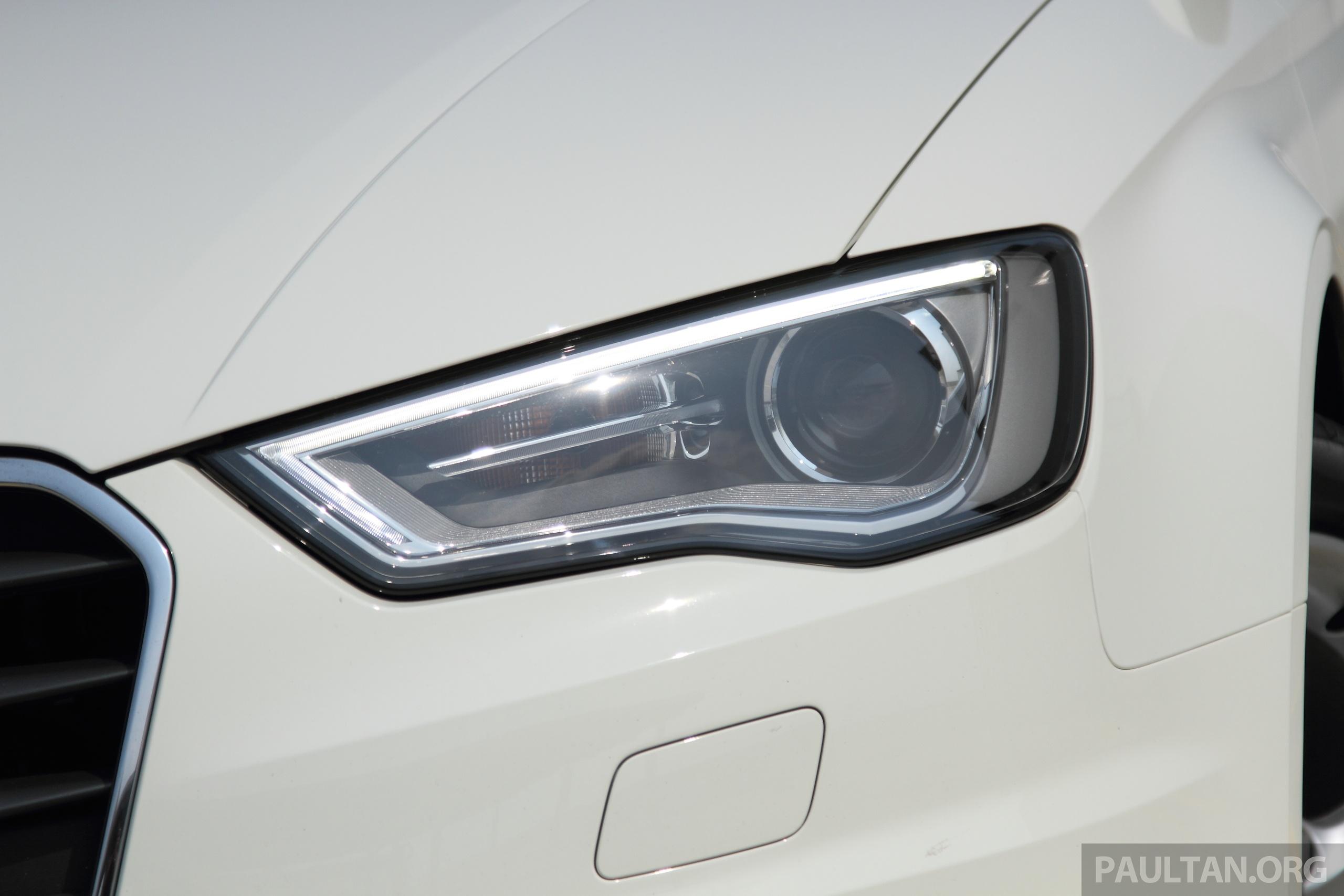 Audi A3 Sedan Now On Sale 2 Variants From Rm180k Paul