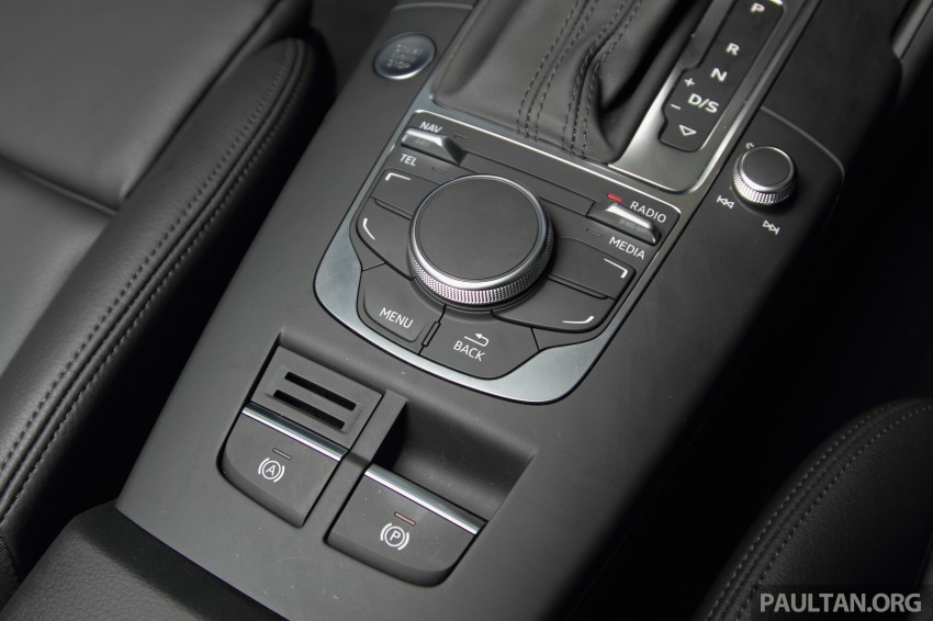Audi A3 Sedan now on sale – 2 variants, from RM180k Image #261496