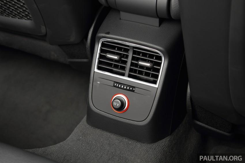 Audi A3 Sedan now on sale – 2 variants, from RM180k Image #261502