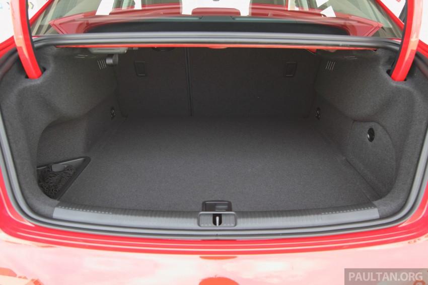 Audi A3 Sedan now on sale – 2 variants, from RM180k Image #261503
