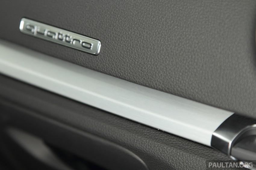 Audi A3 Sedan now on sale – 2 variants, from RM180k Image #261514