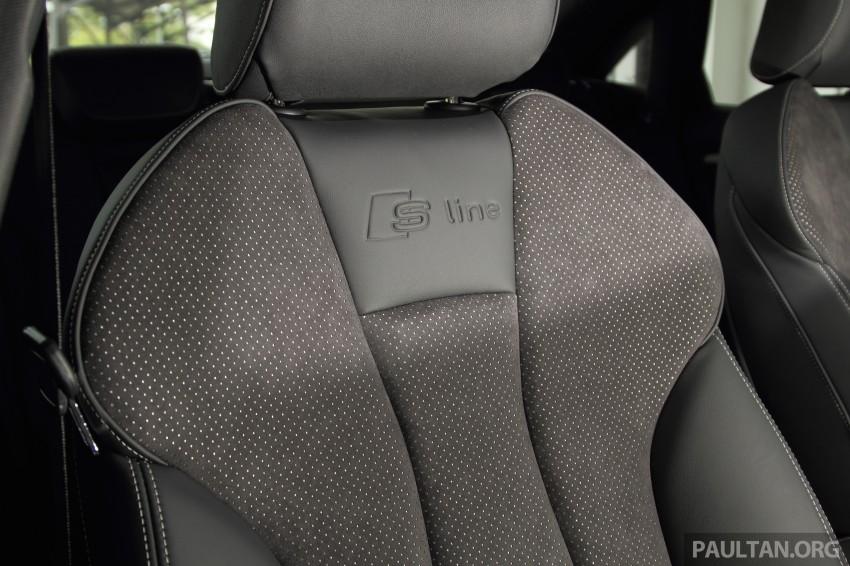 Audi A3 Sedan now on sale – 2 variants, from RM180k Image #261516