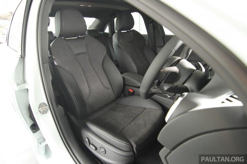 Audi A3 Sedan now on sale – 2 variants, from RM180k Image #261517
