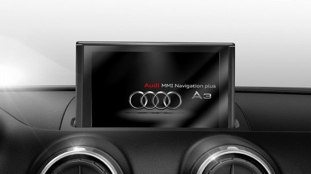 Audi A3 Sedan - now with RM13k navigation option