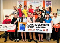 BHP Air Asia Celcom Contest Winners