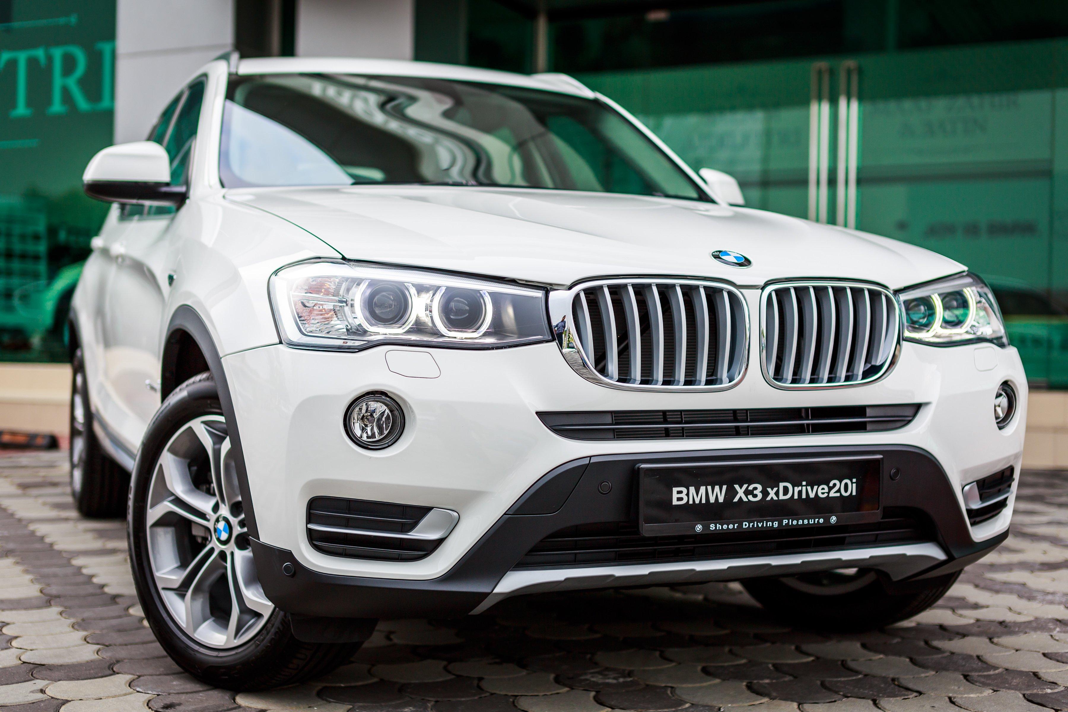 F25 BMW X3 LCI debuts in Malaysia - two CKD variants, xDrive20i RM329k and xDrive20d RM349k