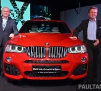 BMW X4 Malaysia- 1