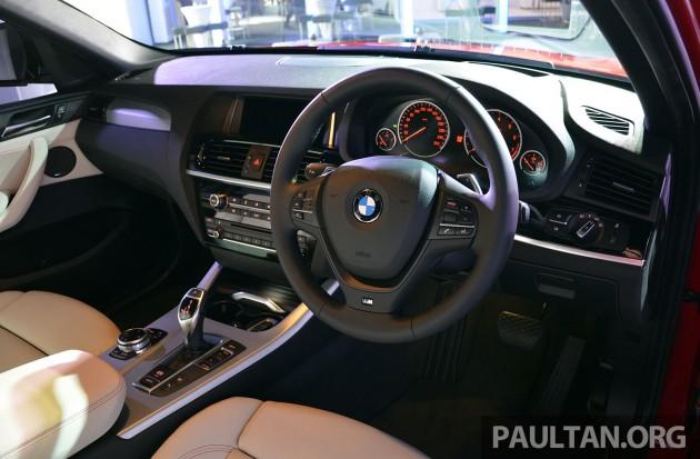 BMW X4 Malaysia- 3