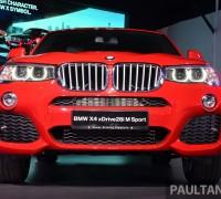 BMW X4 Malaysia Launch- 17
