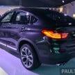 BMW X4 Malaysia Launch- 2
