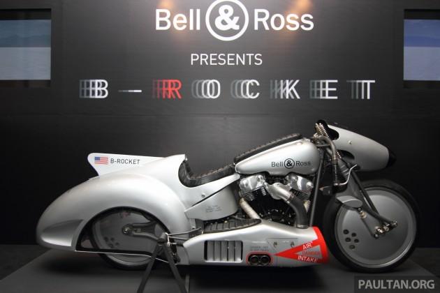 Bell Ross BRocket- 17