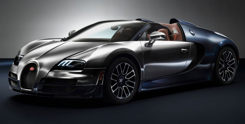 Bugatti Veyron Ettore Bugatti – last legend revealed Image #262607