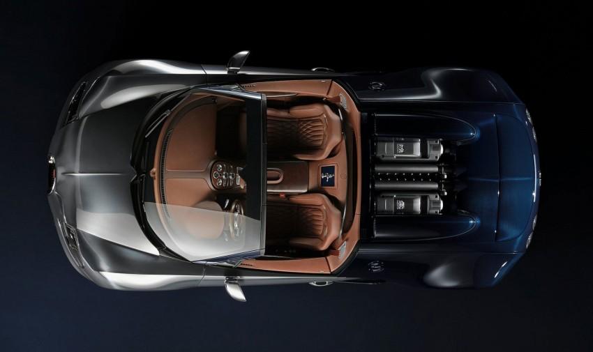 Bugatti Veyron Ettore Bugatti – last legend revealed Image #262608