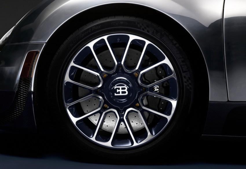 Bugatti Veyron Ettore Bugatti – last legend revealed Image #262614