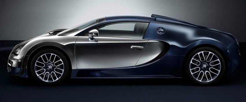 Bugatti Veyron Ettore Bugatti – last legend revealed Image #262618