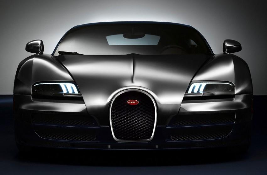 Bugatti Veyron Ettore Bugatti – last legend revealed Image #262619