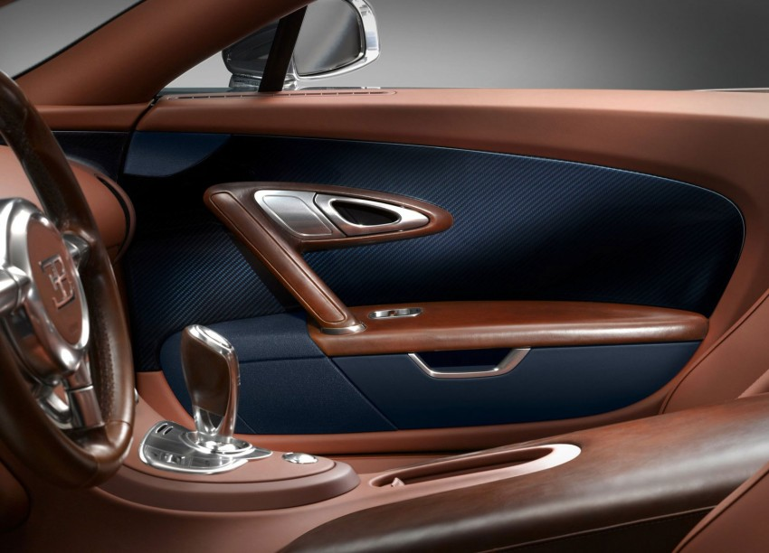 Bugatti Veyron Ettore Bugatti – last legend revealed Image #262620