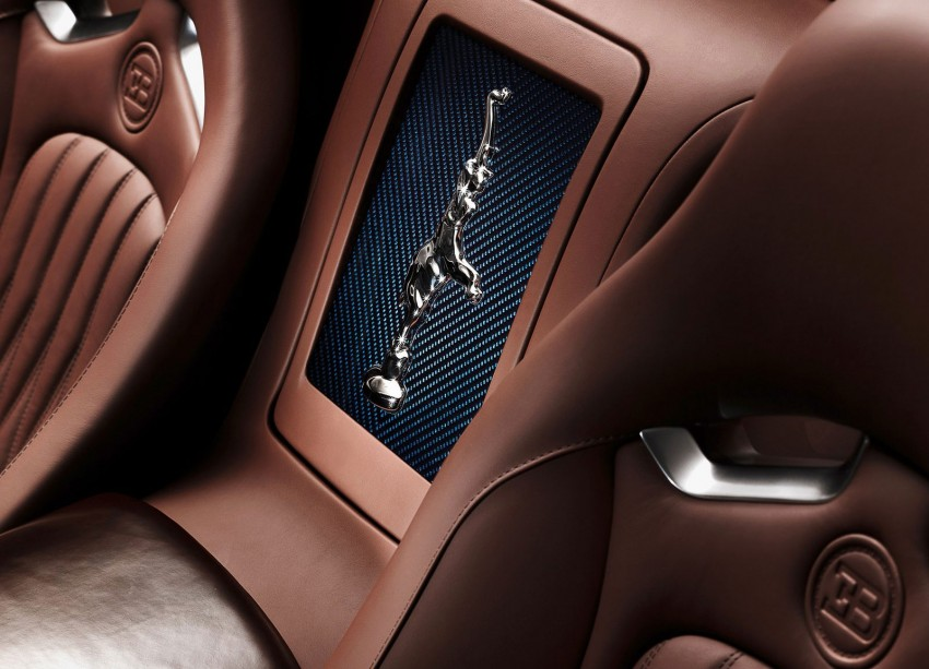 Bugatti Veyron Ettore Bugatti – last legend revealed Image #262621