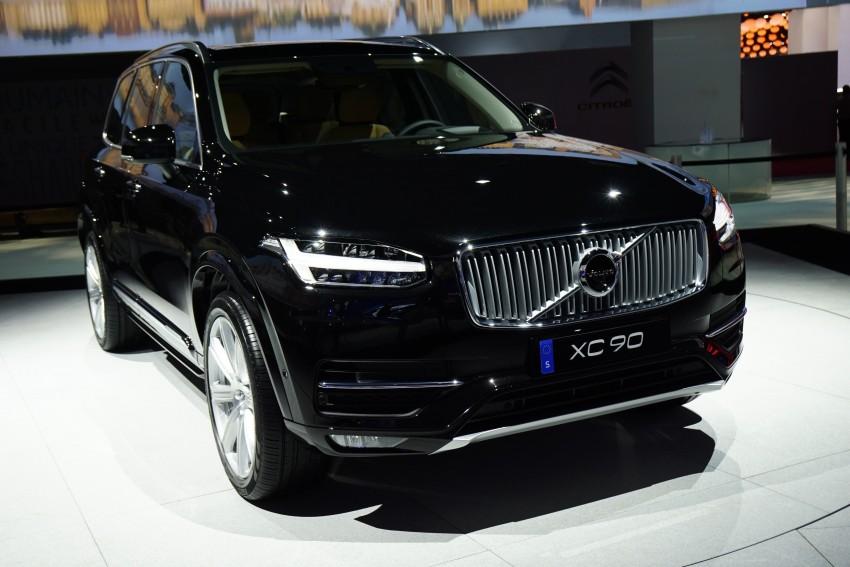 2015 Volvo XC90 – second-gen 7-seat SUV unveiled Image #277750
