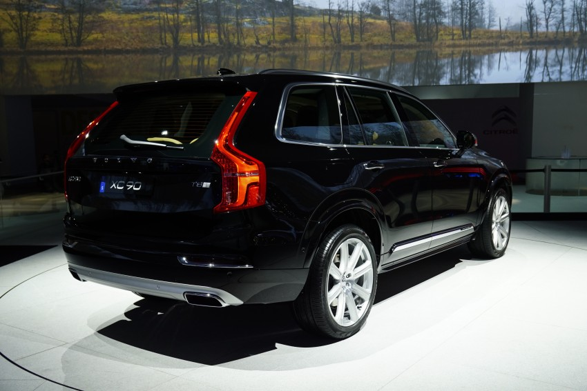 2015 Volvo XC90 – second-gen 7-seat SUV unveiled Image #277747
