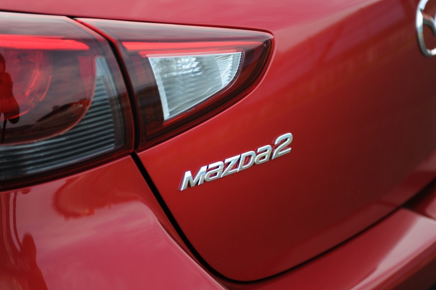 DRIVEN: 2015 Mazda 2 1.5 SkyActiv-G previewed in Japan – a supermini with sports car ambitions Image #265696