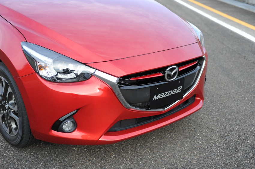 DRIVEN: 2015 Mazda 2 1.5 SkyActiv-G previewed in Japan – a supermini with sports car ambitions Image #265698