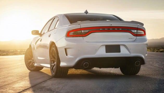 Dodge-Charger_SRT_Hellcat_Rear