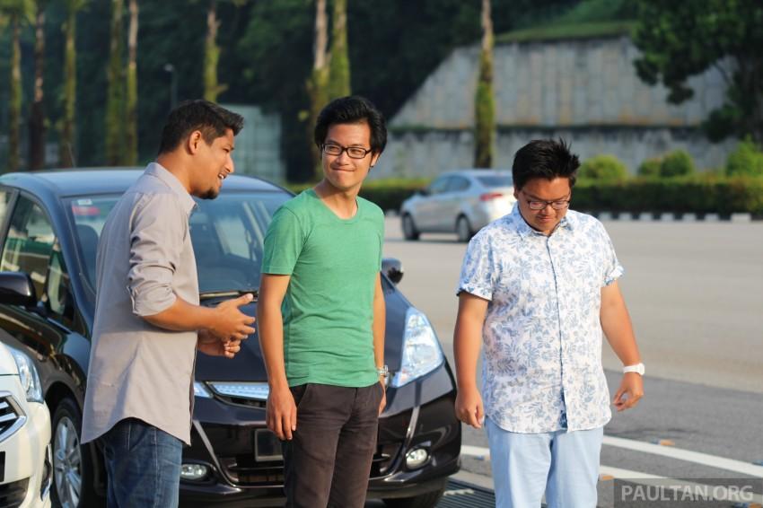 Driven Web Series 2014 #6: Genting RM10 challenge – Fiesta EcoBoost vs Jazz Hybrid vs Mitsubishi Attrage Image #264308