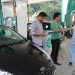 Driven_2014_ep6_Ford_Fiesta_EcoBoost_vs_Honda_Jazz_Hybrid_vs_Mitsubishi_Attrage_ 002