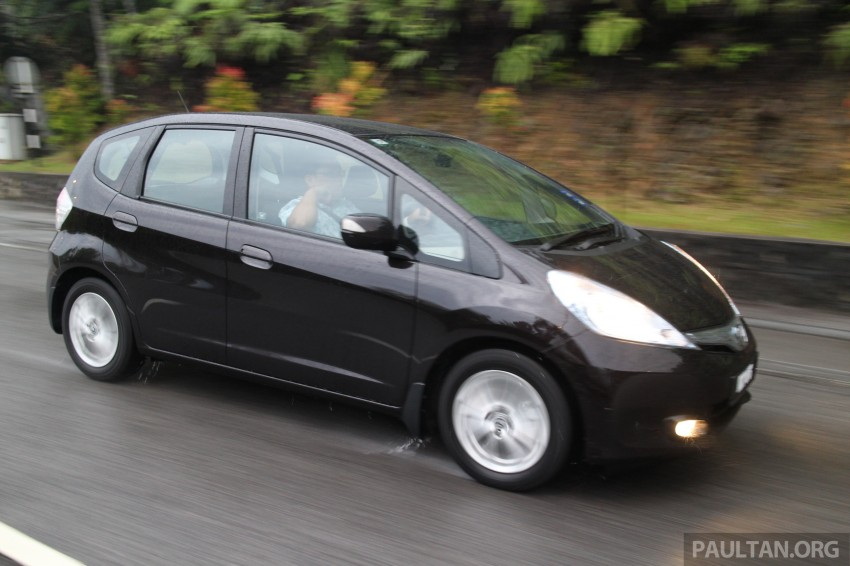Driven Web Series 2014 #6: Genting RM10 challenge – Fiesta EcoBoost vs Jazz Hybrid vs Mitsubishi Attrage Image #264313