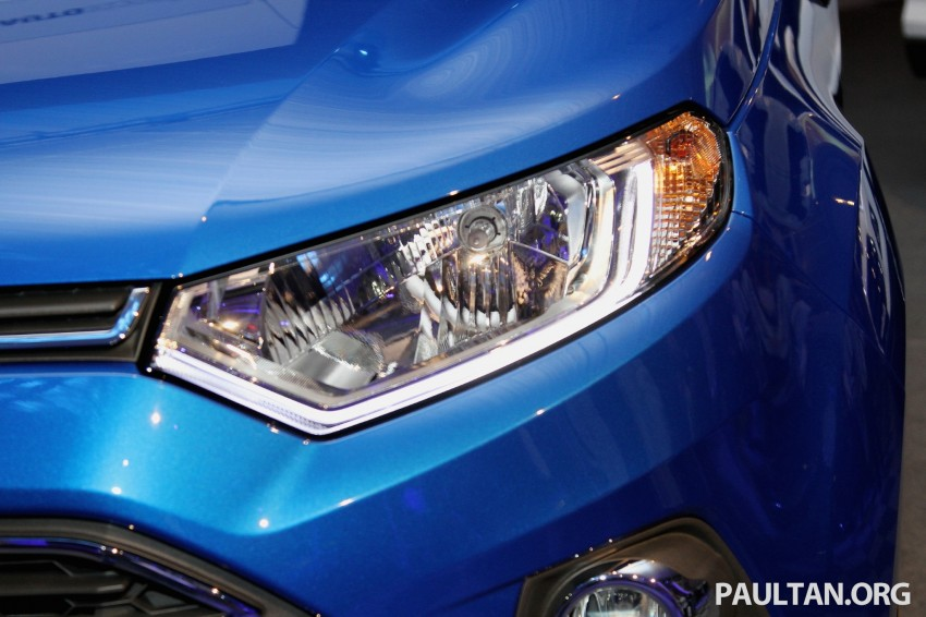 Ford EcoSport launched in Malaysia – RM93k-RM104k Image #266448