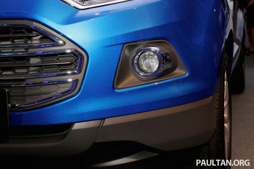 Ford EcoSport launched in Malaysia – RM93k-RM104k Image #266447