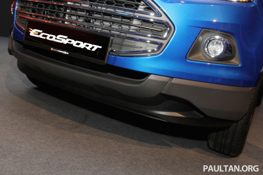 Ford EcoSport launched in Malaysia – RM93k-RM104k Image #266445