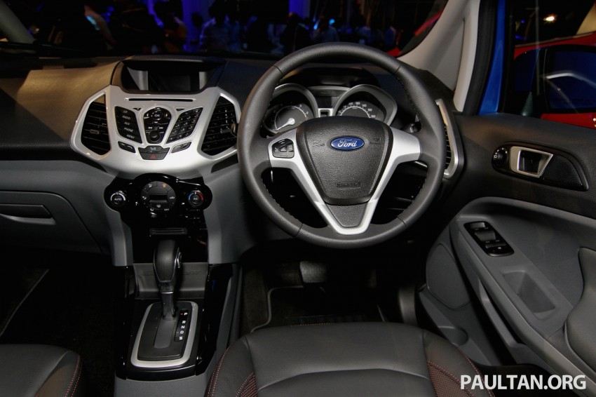 Ford EcoSport launched in Malaysia – RM93k-RM104k Image #266412