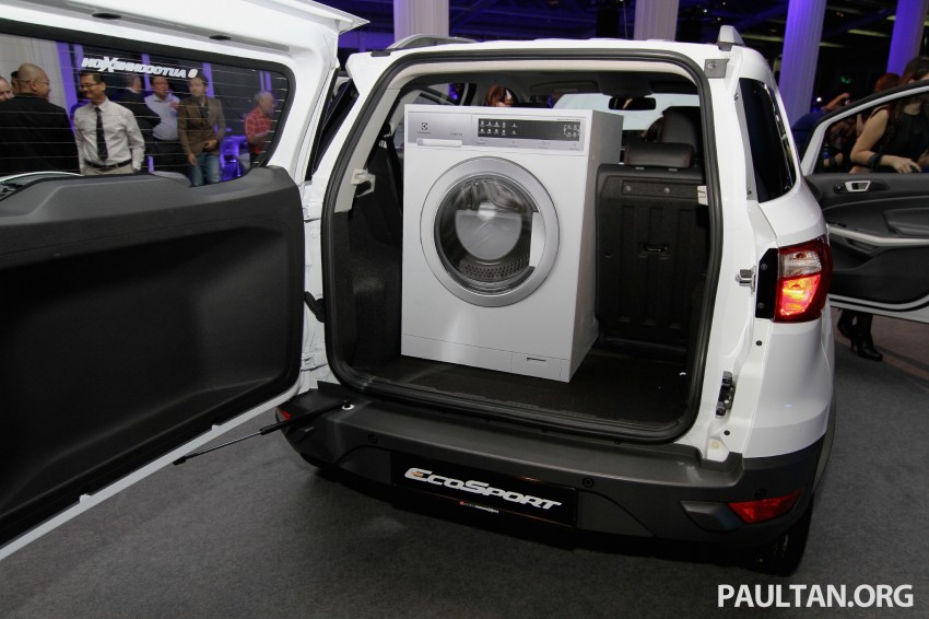 Ford EcoSport launched in Malaysia – RM93k-RM104k Image #266403