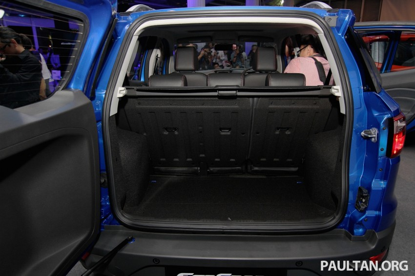 Ford EcoSport launched in Malaysia – RM93k-RM104k Image #266402
