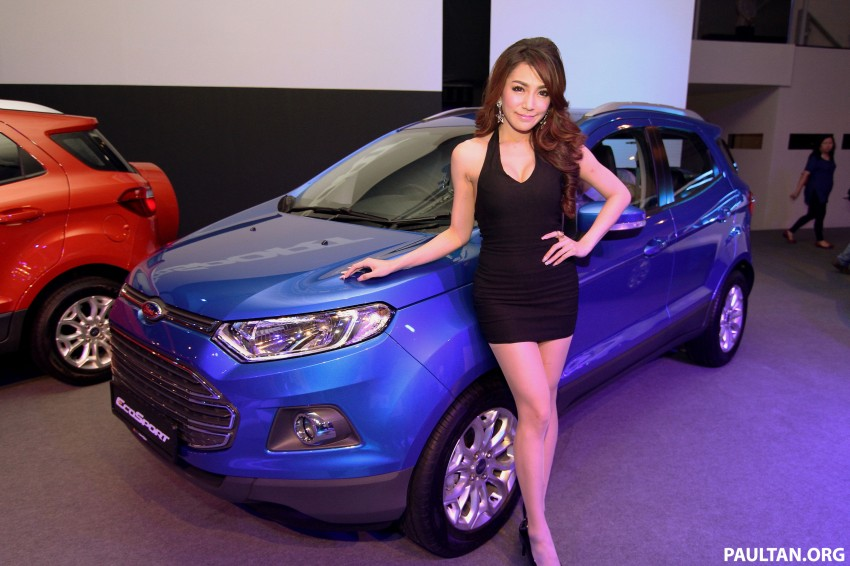 Ford EcoSport launched in Malaysia – RM93k-RM104k Image #266226
