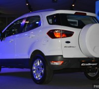 Ford Ecosport launch 6
