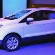 Ford Ecosport launch set 2 1
