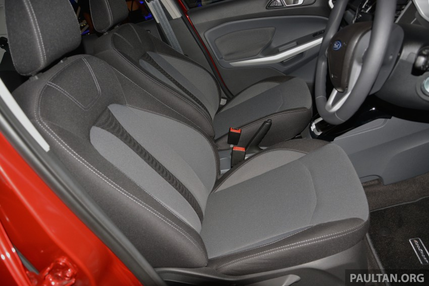Ford EcoSport launched in Malaysia – RM93k-RM104k Image #266192