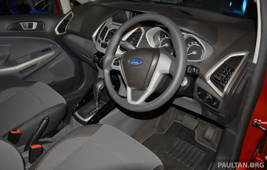 Ford EcoSport launched in Malaysia – RM93k-RM104k Image #266193