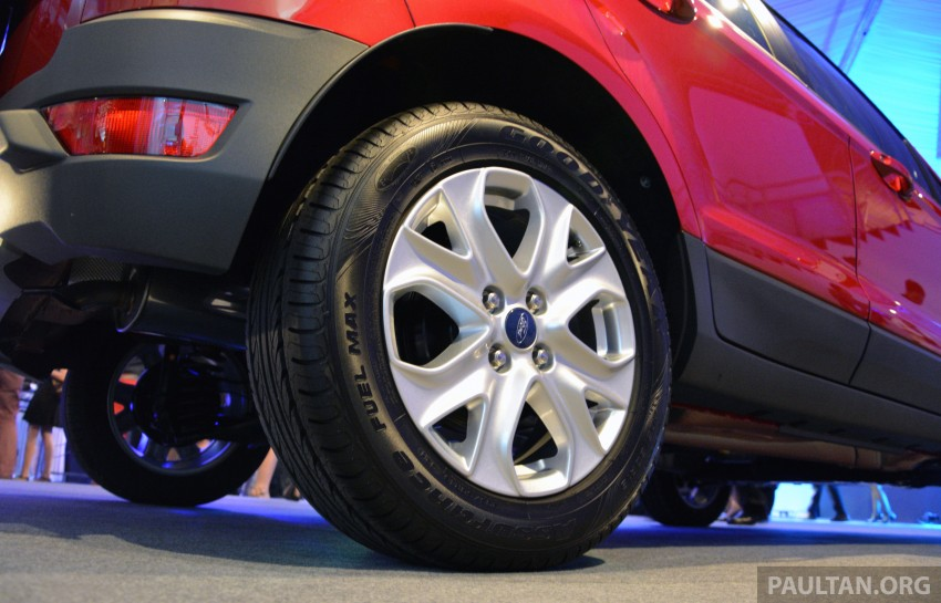 Ford EcoSport launched in Malaysia – RM93k-RM104k Image #266194