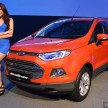 Ford Ecosport launch set 2 16