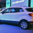 Ford Ecosport launch set 2 2