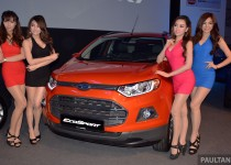 Ford Ecosport launch set 2 20