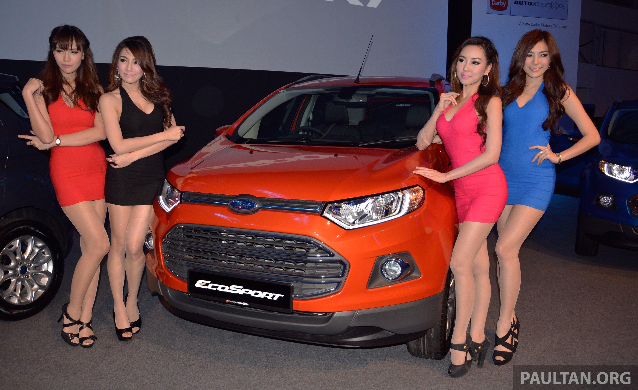 Ford ecosport paultan autos post